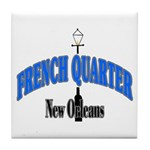 French Quarter Tile Coaster