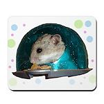 Spaceship Abby Mousepad