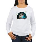Spaceship Abby Women's Long Sleeve T-Shirt