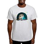 Spaceship Abby Light T-Shirt