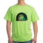 Spaceship Abby Green T-Shirt