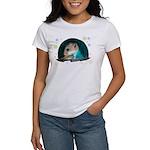 Spaceship Abby Women's T-Shirt