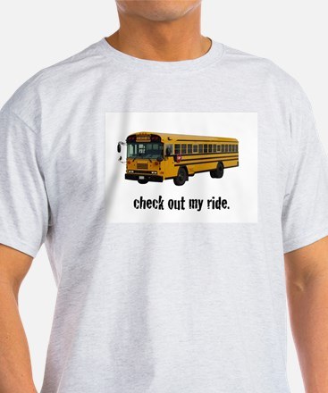 My Big Yellow Ride T-Shirt