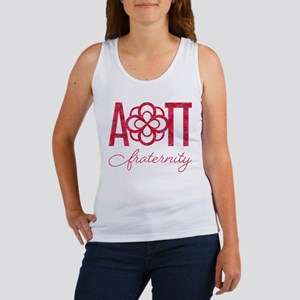 Alpha Omicron Pi Women's Tank Top