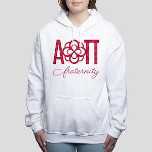 Alpha Omicron Pi Women's Hooded Sweatshirt