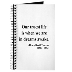 Henry David Thoreau 1 Journal