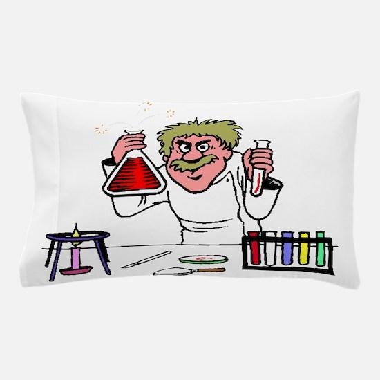 Scientist Pillow Case