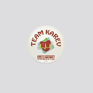 TEAM KAREV Mini Button
