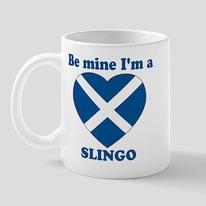 Slingo, Valentine's Day Mug