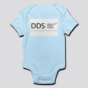 DDS, doctor of dental surgery Body Suit