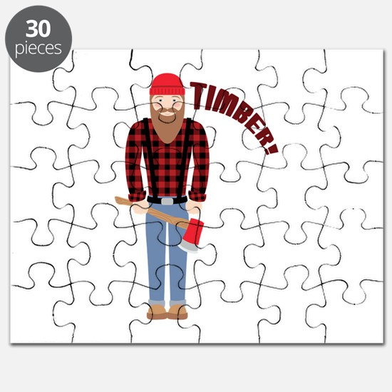 Timber! Puzzle