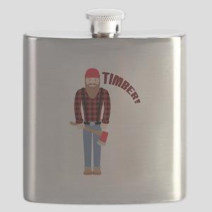 Timber! Flask