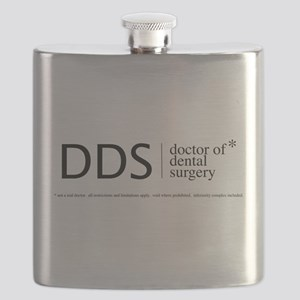 DDS, doctor of dental surgery Flask