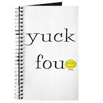 Yuck Fou Journal