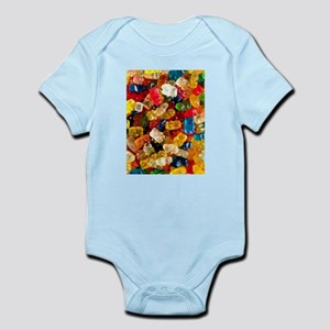 gummy bears candy Body Suit