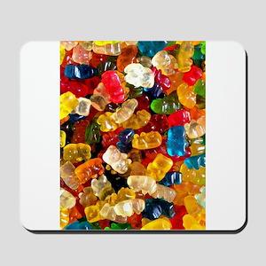 gummy bears candy Mousepad