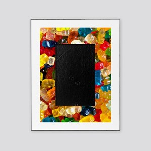 gummy bears candy Picture Frame