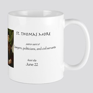 st. thomas more, patron saint of lawyers Mugs