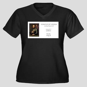 st. ignatius of loyola, patron s Plus Size T-Shirt