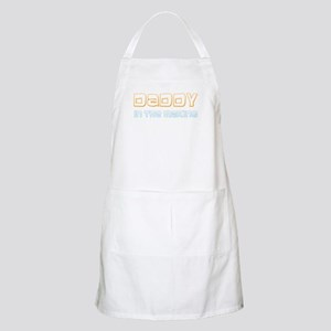 Expectant Daddy BBQ Apron