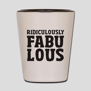 Fabulous Shot Glass