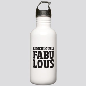 Fabulous Stainless Water Bottle 1.0L