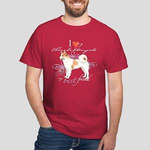 Norrbottenspets Dark T-Shirt