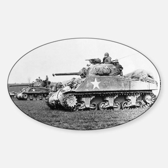 M4 SHERMAN Decal