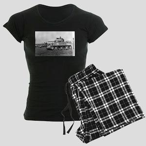 M4 SHERMAN Women's Dark Pajamas