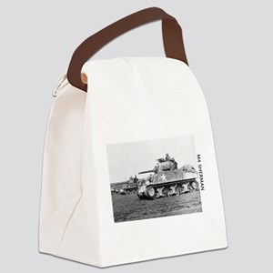 M4 SHERMAN Canvas Lunch Bag