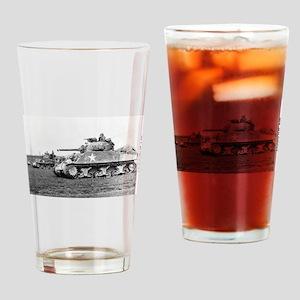 M4 SHERMAN Drinking Glass
