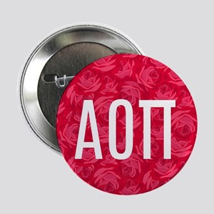 "Alpha Omicron Pi Letters 2.25"" Button (10 pack)"