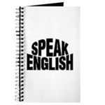 Speak English Journal