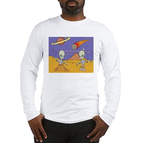 ALIENS - Long Sleeve T-Shirt