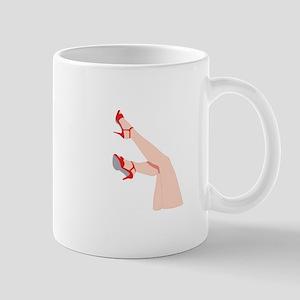 WOMANS LEGS Mugs