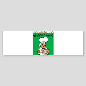 Je Suis Charlie Bumper Sticker