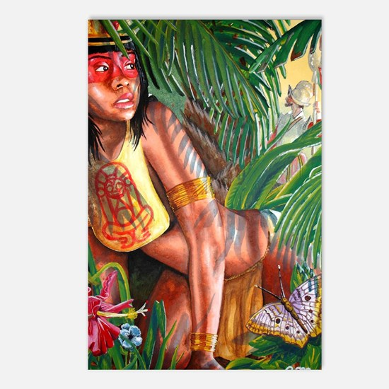 LA TAINA Postcards (Package of 8)