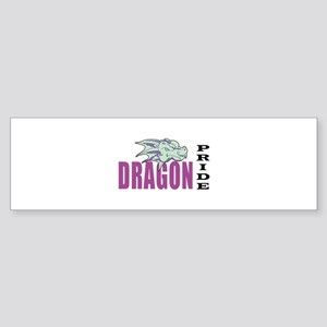 DRAGON PRIDE Bumper Sticker