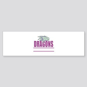 DRAGONS Bumper Sticker
