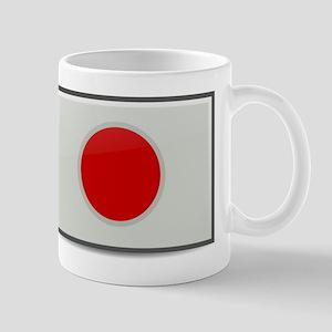 Japan Flag Mugs