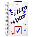 Future Voter Kids Light Journal