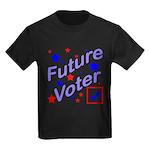 Future Voter Kids Dark T-Shirt