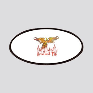 ARISE AND FLY Patches