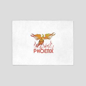 PHOENIX 5'x7'Area Rug