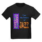 Future of Jazz Kids Dark Kids Dark T-Shirt