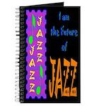 Future of Jazz Kids Dark Journal