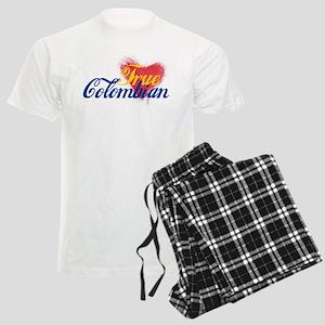 TRUE COLOMBIAN PRIDE pajamas