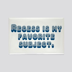 Recess T-shirts & Gifts Rectangle Magnet