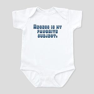 Recess T-shirts & Gifts Infant Bodysuit
