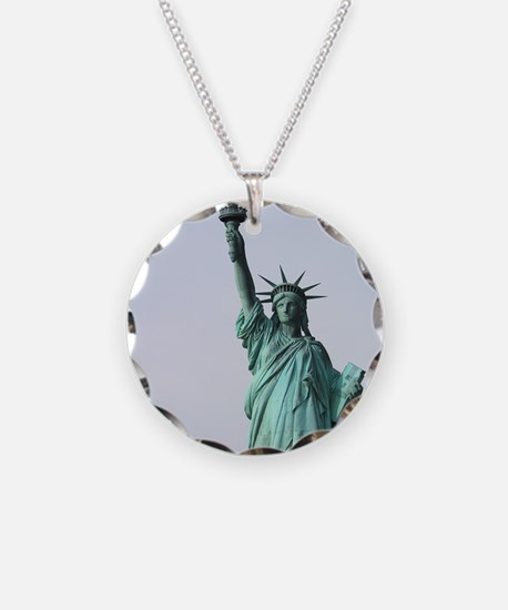 The Statue of Liberty NYC Pr Necklace